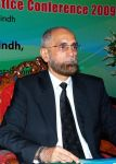 Chief Justice Sindh High Court, Mr. Justice Anwar Zaheer jamali presiding over the Third Session