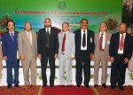 Speakers of the Third Session with the Session Chair Chief Justice Sindh High Court Justice Anwar Zaheer Jamali